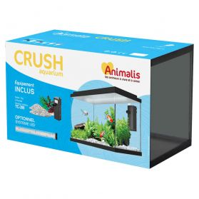 Animalis - Aquarium Crush Équipé - 20L
