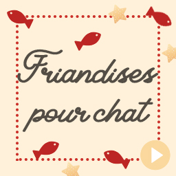 friandises chat